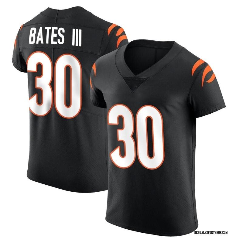 Men's Cincinnati Bengals Jessie Bates III Black Team Color Vapor Untouchable Jersey - Elite