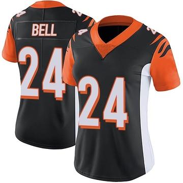 Women's Nike Cincinnati Bengals Vonn Bell Black Team Color Vapor Untouchable Jersey - Limited