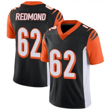 Youth Nike Cincinnati Bengals Alex Redmond Black 100th Vapor Jersey - Limited