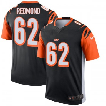 Youth Nike Cincinnati Bengals Alex Redmond Black Jersey - Legend