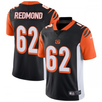 Youth Nike Cincinnati Bengals Alex Redmond Black Team Color Vapor Untouchable Jersey - Limited