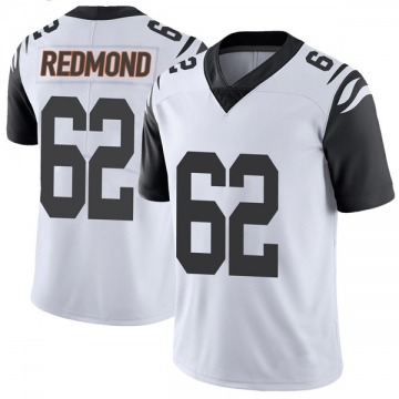 Youth Nike Cincinnati Bengals Alex Redmond White Color Rush Vapor Untouchable Jersey - Limited