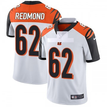 Youth Nike Cincinnati Bengals Alex Redmond White Vapor Untouchable Jersey - Limited