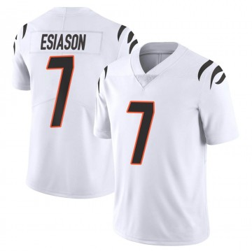 Youth Nike Cincinnati Bengals Boomer Esiason White Vapor Untouchable Jersey - Limited