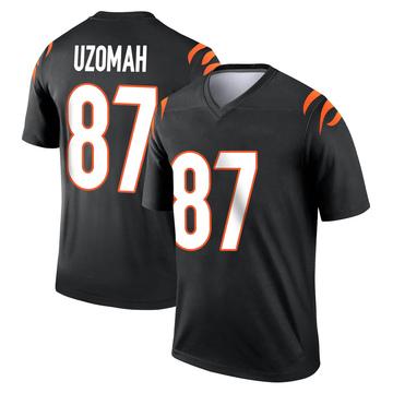 Youth Nike Cincinnati Bengals C.J. Uzomah Black Jersey - Legend