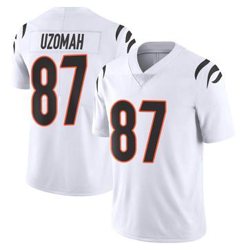 Youth Nike Cincinnati Bengals C.J. Uzomah White Vapor Untouchable Jersey - Limited