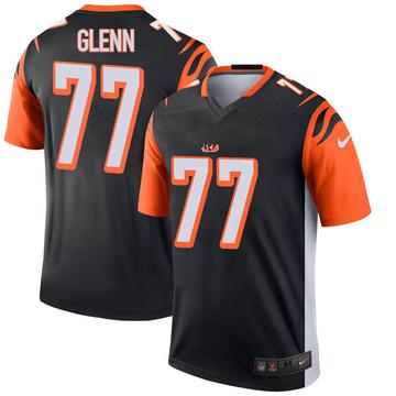 Youth Nike Cincinnati Bengals Cordy Glenn Black Jersey - Legend