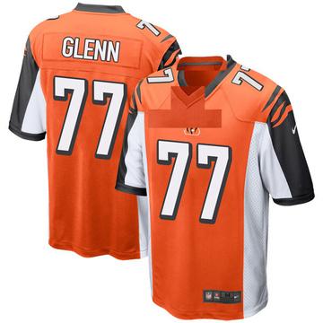 Youth Nike Cincinnati Bengals Cordy Glenn Orange Jersey - Game