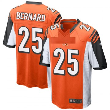 Youth Nike Cincinnati Bengals Giovani Bernard Orange Jersey - Game