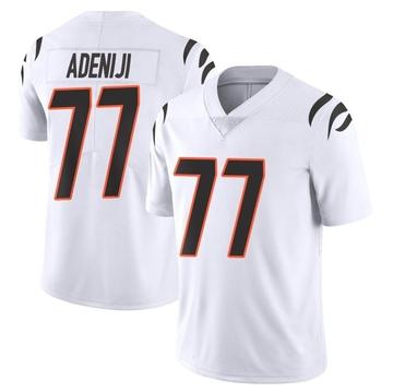 Youth Nike Cincinnati Bengals Hakeem Adeniji White Vapor Untouchable Jersey - Limited