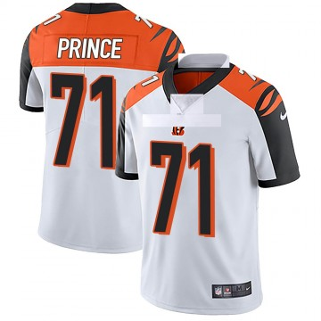 Youth Nike Cincinnati Bengals Isaiah Prince White Vapor Untouchable Jersey - Limited