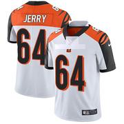 Youth Nike Cincinnati Bengals John Jerry White Vapor Untouchable Jersey - Limited