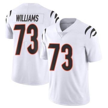 Youth Nike Cincinnati Bengals Jonah Williams White Vapor Untouchable Jersey - Limited