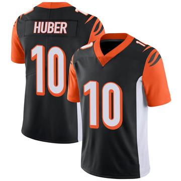 Youth Nike Cincinnati Bengals Kevin Huber Black 100th Vapor Jersey - Limited