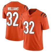 Youth Nike Cincinnati Bengals Trayveon Williams Orange Vapor Untouchable Jersey - Limited