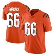 Youth Nike Cincinnati Bengals Trey Hopkins Orange Vapor Untouchable Jersey - Limited