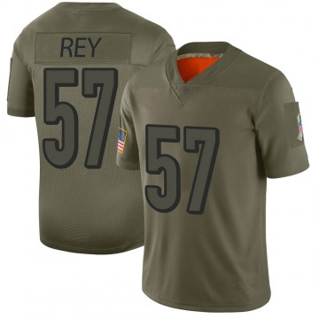 Youth Nike Cincinnati Bengals Vincent Rey Camo 2019 Salute to Service Jersey - Limited