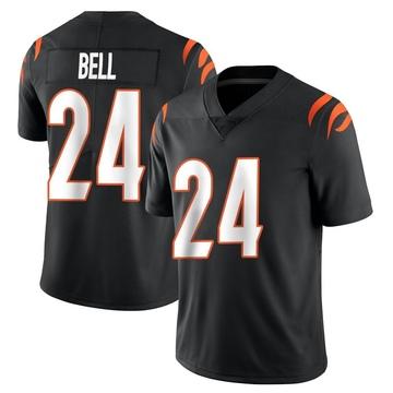 Youth Nike Cincinnati Bengals Vonn Bell Black Team Color Vapor Untouchable Jersey - Limited