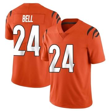Youth Nike Cincinnati Bengals Vonn Bell Orange Vapor Untouchable Jersey - Limited