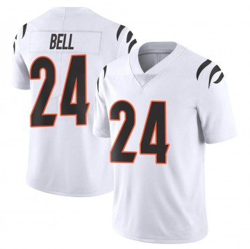 Youth Nike Cincinnati Bengals Vonn Bell White Vapor Untouchable Jersey - Limited